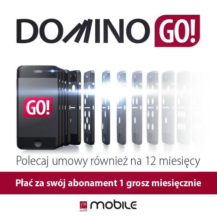 Domino Go baner